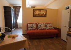 Апарт-отель на Березовой | Поселок Зеленая поляна | озеро Банное | Сауна Апартаменты-студио с 1 спальней