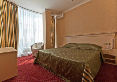 ТРИУМФ | Краснодар | Центр | С завтраком Двухместный комфорт с одной кроватью или двумя отдельными кроватями