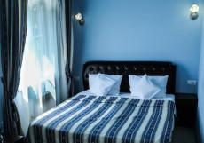 Рим | Краснодар | озеро Копанка | Сауна | Улучшенный двухместный с одной кроватью или двумя отдельными кроватями
