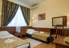 АТЛАС | г. Краснодар | С завтраком | Сауна Стандарт двухместный (2 кровати)