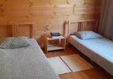Емеля | Зеленая Поляна | озеро Банное | Катание на лыжах Стандартный четырехместный номер