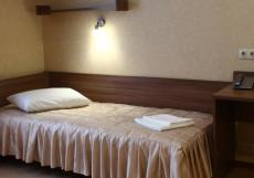 Меридиан | г. Ангарск | р. Китой | Wi-Fі | Двухместный номер с 1 кроватью или 2 отдельными кроватями и общей ванной комнатой
