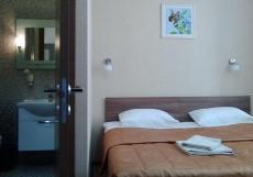 Меридиан | г. Ангарск | р. Китой | Wi-Fі | Стандартный двухместный номер с 1 кроватью