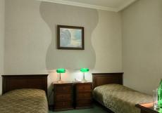 Галерея Палас | Пятигорск | река Подкумок | Сауна | Стандартный двухместный номер с 2 отдельными кроватями
