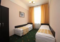 КАТЮША | С завтраком | м. ВДНХ | Парковка Стандартный двухместный с одной кроватью или двумя отдельными кроватями