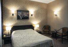 Буржуй | г. Пятигорск | Комсомольский парк | Спа | Улучшенный двухместный номер с 1 кроватью