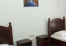 Двин | г. Пятигорск | озеро Провал | Сауна | Стандартный двухместный номер с 2 отдельными кроватями