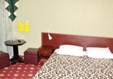 Мотель | Пятигорск | река Подкумок | Сауна | Улучшенный двухместный номер с 1 кроватью