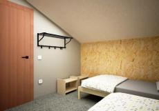 ГНЕЗДО | Шерегеш | Гора Зеленая Двухместный с двумя отдельными кроватями