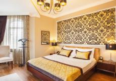 Кристэлла | г. Пятигорск | Комсомольский парк | Wi-Fі | Двухместный номер с 1 кроватью и собственной ванной комнатой