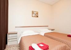 Ладомир в Филях Стандарт двухместный (1 двуспальная или 2 односпальные кровати)
