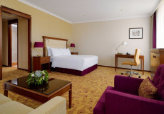 Марриотт Москва Ройал Аврора - Moscow Marriott Royal Hotel Супериор