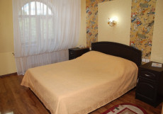 DIAMOND | г. Пятигорск | Комсомольский парк | Сауна | Двухместный номер Делюкс с 1 кроватью и душем