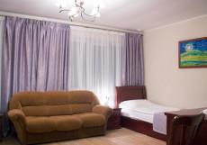 ГРИНБЕРГ | Шерегеш Комфорт с двумя отдельными кроватями