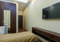 Мини-отель Айлэнд | м. Василеостровская | Wi-Fi Комфорт двухместный (1 двуспальная или 2 односпальные кровати)