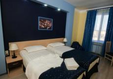 Созвездие ( Якутск | оз. Белое) Двухместный номер с 2 отдельными кроватями и собственной ванной комнатой