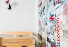Хостел Лондон | Якутск | сквер Декабристов | Парковка Кровать в общем 8-местном номере для женщин