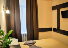 Отель Рома | г. Санкт-Петербург | Парковка Стандарт двухместный (1 кровать)
