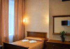 Отель Рома | г. Санкт-Петербург | Парковка Комфорт двухместный (1 кровать)