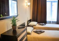 Отель Рома | г. Санкт-Петербург | Парковка Стандарт двухместный (2 кровати)