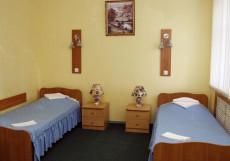 Стерх | г. Якутск | Центральный сквер | Wi-Fi | Классический двухместный номер с 2 отдельными кроватями