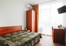 Чайка | г. Чайковский | р. Кама | Сауна | Небольшой двухместный номер с 1 кроватью