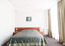 Чайка | г. Чайковский | р. Кама | Сауна | Двухместный номер-студио Делюкс с 1 кроватью