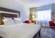 НОВОТЕЛЬ МОСКВА КИЕВСКАЯ Улучшенный двухместный (1 кровать, диван)