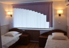 ЕВРАЗИЯ ОТЕЛЬ | Сибай Стандартный двухместный с двумя отдельными кроватями