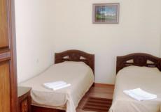 Седьмое Небо | Плато Лаго-Наки | С завтраком Бюджетный двухместный (2 кровати)