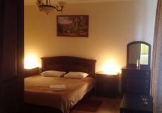 Седьмое Небо | Плато Лаго-Наки | С завтраком Делюкс двухместный (1 кровать, балкон)