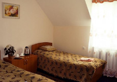 АННА | Сибай Двухместный с одной кроватью или двумя отдельными кроватями и душем