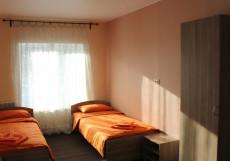 OXYGENRIDERS | Шерегеш Стандартный двухместный с двумя отдельными кроватями и общей ванной комнатой