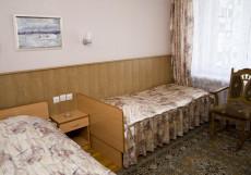 Рижская Гостиница | Псков | Парковка Стандарт двухместный (2 односпальные кровати)