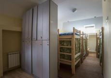 МХОСТЕЛ | м. Таганская | м. Марксисткая Койко-место на двухъярусной кровати с общем номере для мужчин