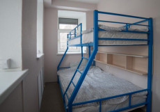 МХОСТЕЛ | м. Таганская | м. Марксисткая Трехместный с основными удобствами и общей ванной комнатой