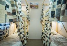 МХОСТЕЛ | м. Таганская | м. Марксисткая Койко-место в общем четырехместном номере для мужчин и женщин