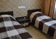 Олимп | Екатеринбург | С завтраком | Парковка Стандарт двухместный (2 односпальные кровати)