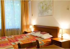МИНИ ОТЕЛЬ НА ПОКРОВКЕ (м. Курская, Курский вокзал) Стандарт большая кровать