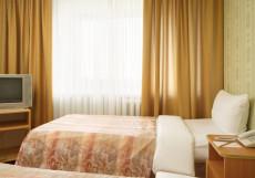 А-Отель БРНО Стандартный двухместный номер с 2 отдельными кроватями