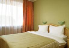 А-Отель БРНО Семейный номер с двуспальной кроватью