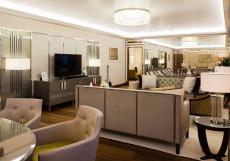 Марриотт Москва Ройал Аврора - Moscow Marriott Royal Hotel Люкс Чайковский