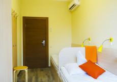 ПОРТАЛ | м. Павелецкая Двухместный с двумя отдельными кроватями и общей ванной комнатой