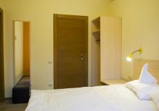 ПОРТАЛ | м. Павелецкая Двухместный с одной кроватью и собственной ванной комнатой