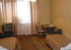 ВЗЛЕТ | Ахтубинск | р. Ахтуба | Сауна | Двухместный номер эконом-класса с 2 отдельными кроватями