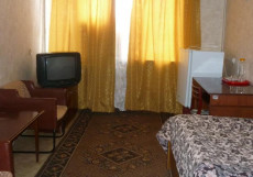 ВЗЛЕТ | Ахтубинск | р. Ахтуба | Сауна | Улучшенный двухместный номер с 2 отдельными кроватями