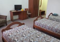 АЛИСА | Барнаул | р. Обь | Велоспорт | Односпальная кровать в общем номере