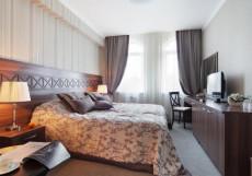 Пале Рояль (рядом Аквапарк Лимпопо) Стандартный двухместный номер с 1 кроватью или 2 отдельными кроватями