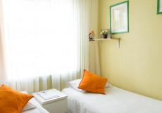 ТЕРЕМОК | ДИМИТРОВГРАД | набережная реки Мелекесска | Сауна Двухместный номер с 1 кроватью или 2 отдельными кроватями