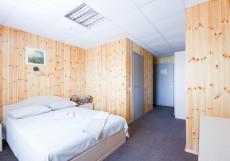 СИБИРЬ | Екатеринбург | р. Исеть | Сауна | Улучшенный двухместный номер с 1 кроватью